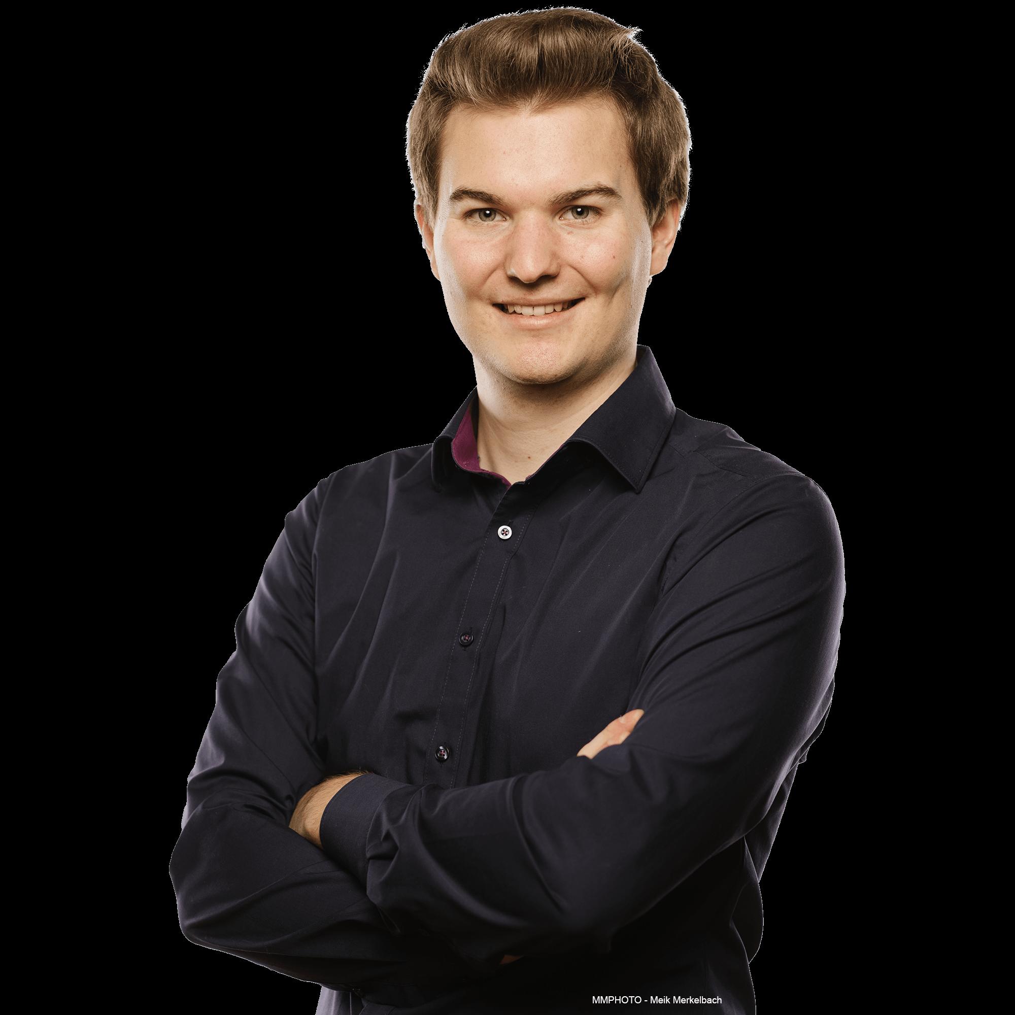 Portrait Daniel Hörl